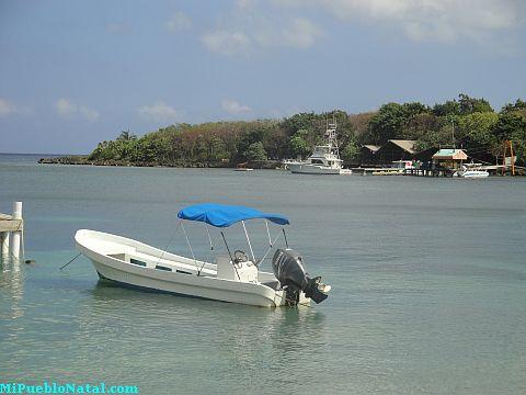 West End Bay Islands