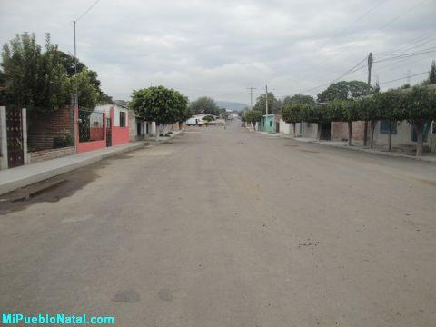 Calles de San Jose de Ayal