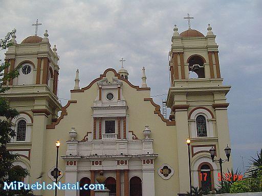 Catedral-de-San Pedro Sula