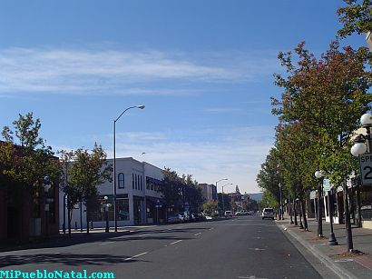 Downtown Medford