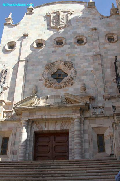 Fotos de la Universidad de Guanajuato