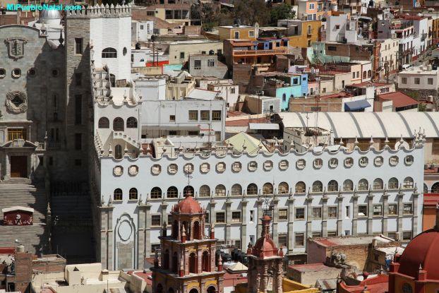 Picture of the University of Guanajuato